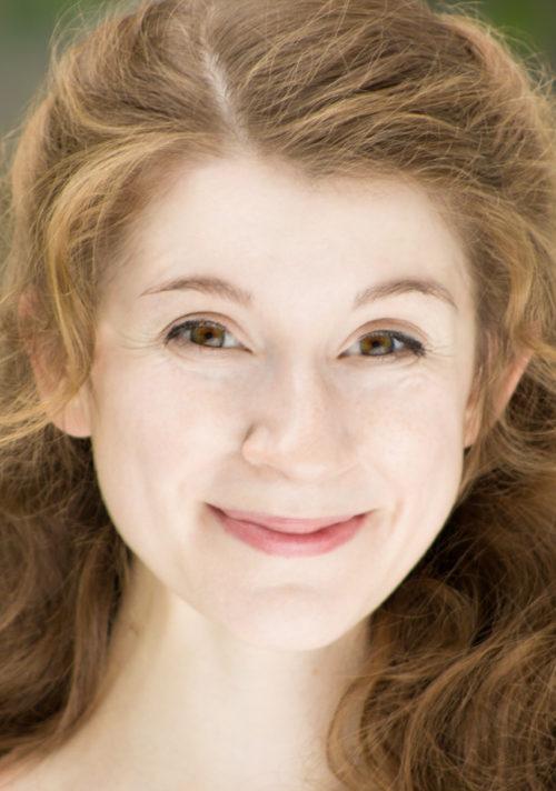 Claire Wittman Headshot